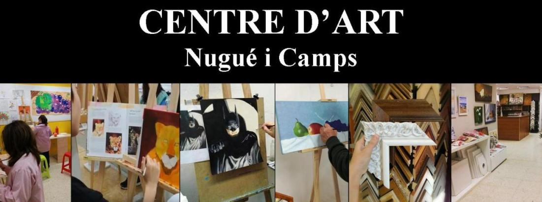CENTRE D'ART                                            Nugué i Camps