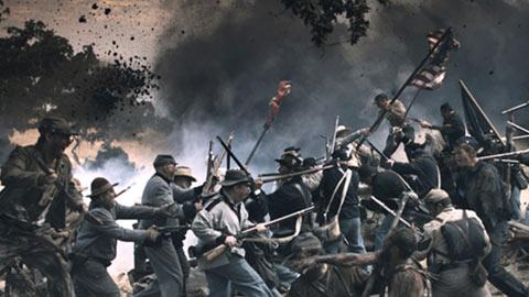 Scene de guerre
