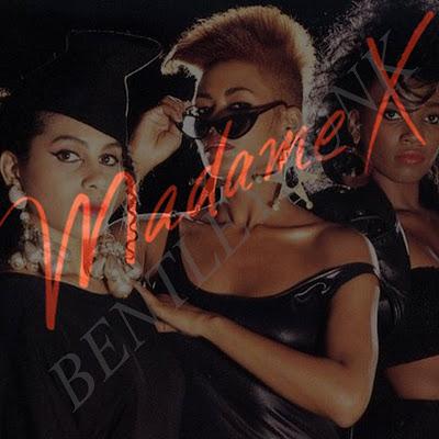 MADAME X  1987 CD EDITION