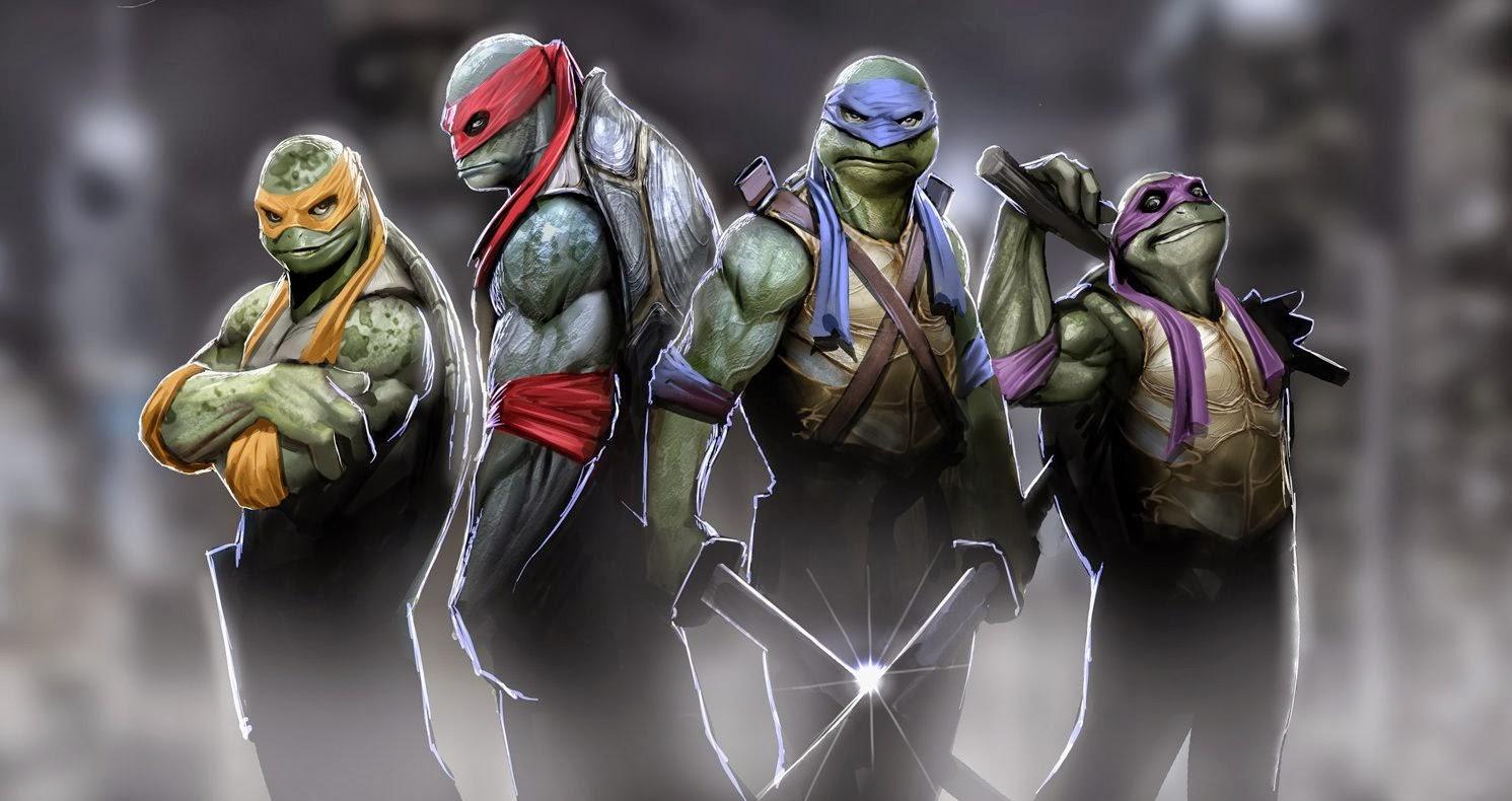 CURIOSIDADES] Tortugas Ninja: La verdadera historia detrás de su ...
