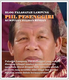 FALSAFAH LAMPUNG PIIL PESENGGIRI