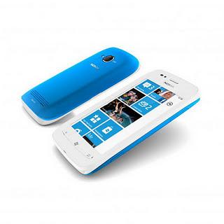 ATT White Nokia Lumia 900