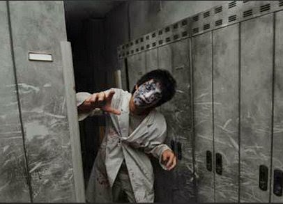 hantu rumah sakit