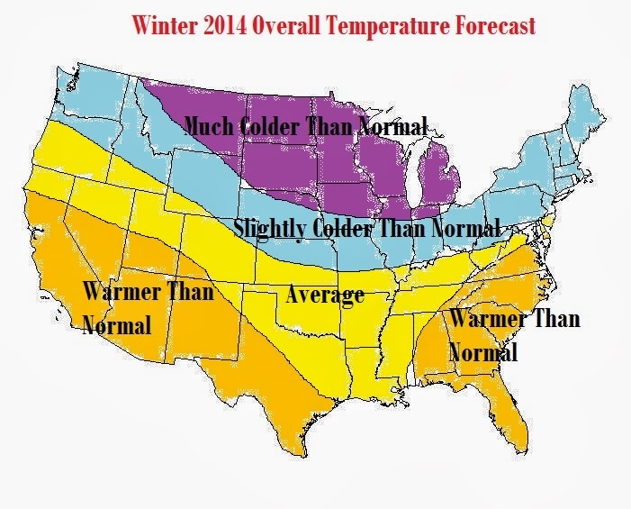 2014 2015 Winter Forecast