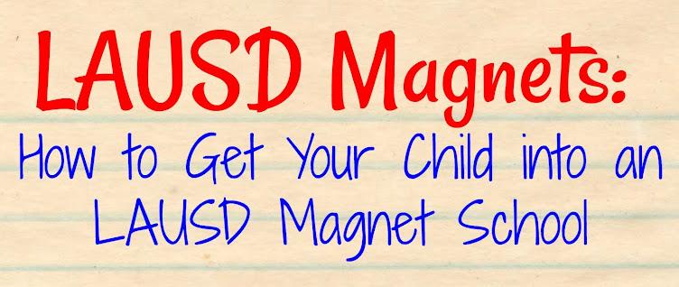 LAUSD Magnet Schools