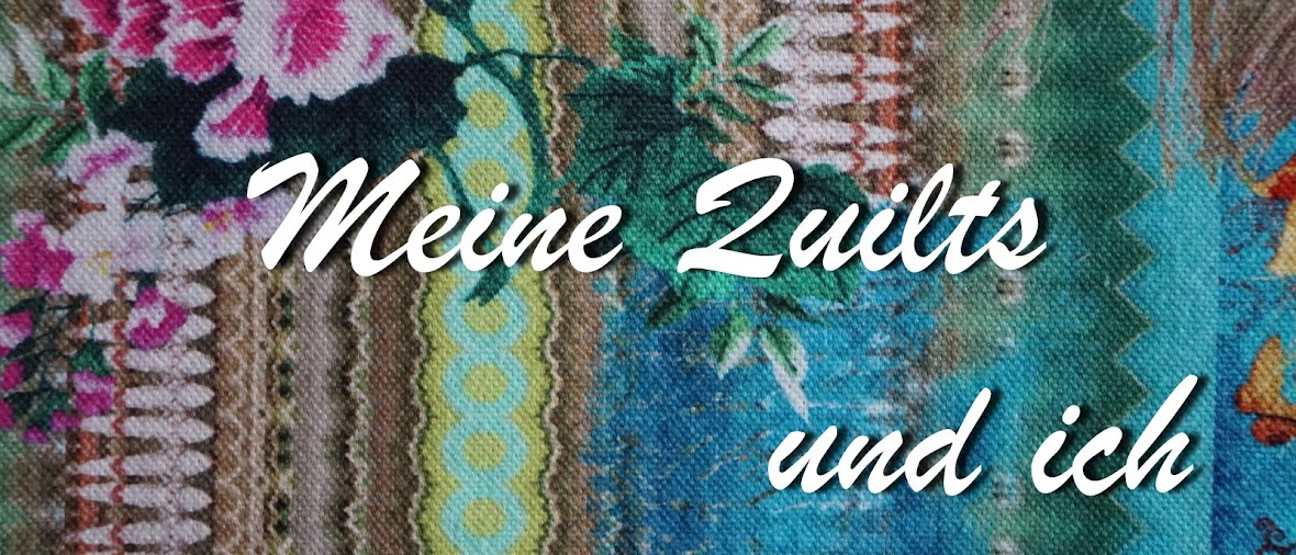 Meine Quilts und Ich