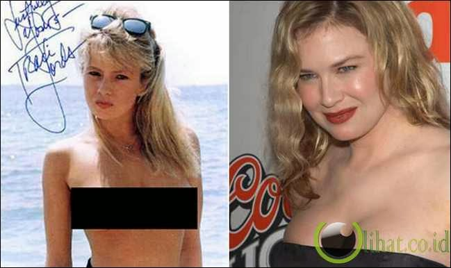 Traci Lords and Renee Zellweger