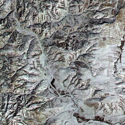 Η Γη έγινε… ψηφιακή – Δημιουργήθηκε ο καλύτερος ψηφιακός χάρτης του πλανήτη Tromaktiko1