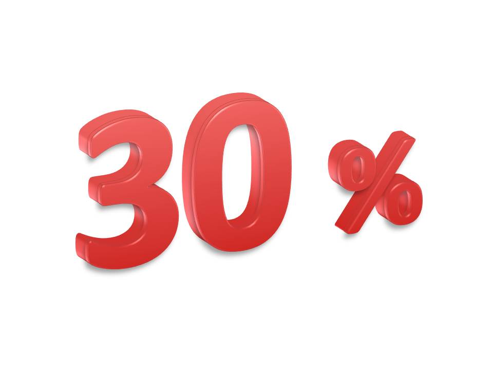 Oferta-30%