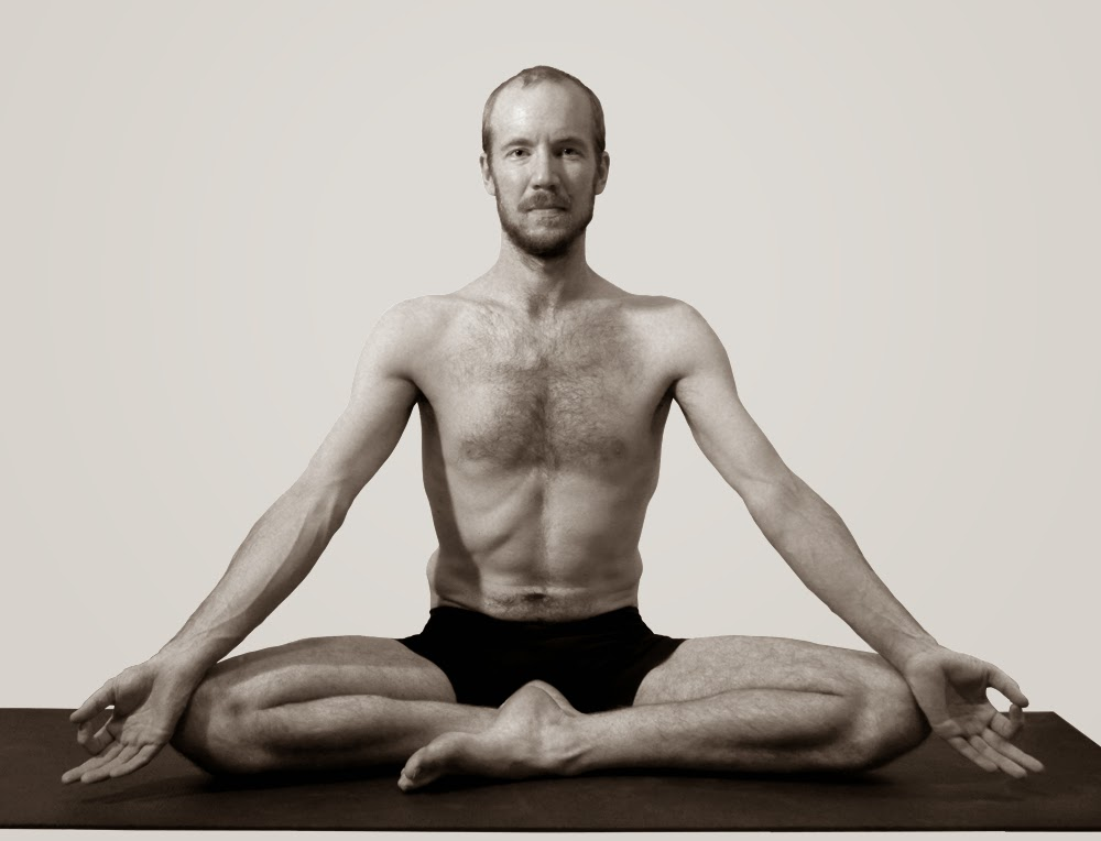 Yoga Meditation Pose Scott Lamps Yog...