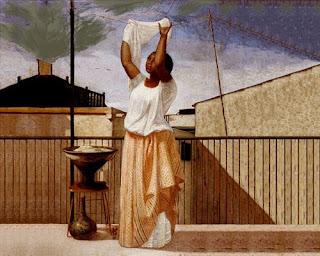 Il carbonaio e la lavandaia (Esopo)