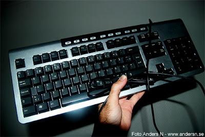 keyboard, tangentborg, computer keyboard, datortangentbord, dator, pc, foto anders n
