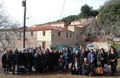 Προσκύνημα στην Παναγία την Ομπλίτισσα για την Ακολουθία των Χαιρετισμών της Υπεραγίας Θεοτόκου