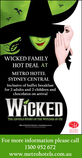 Wicked Family Package