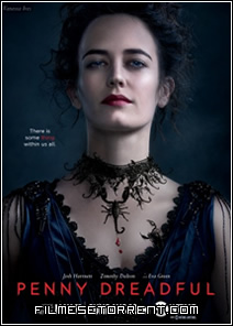 Penny Dreadful 1 Temporada Torrent HDTV