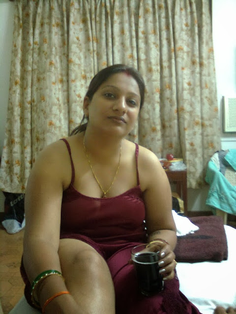 Nude Indian bhabhi