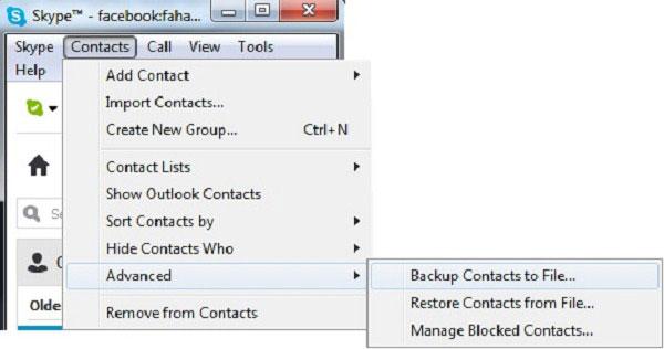10 thủ thuật nên biết khi sử dụng Skype 1