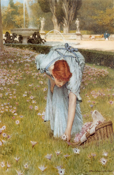 spring lawrence tadema Choose your favorite lawrence alma-tadema paintings from millions of available designs all lawrence alma-tadema paintings ship within 48 hours and include a 30-day.