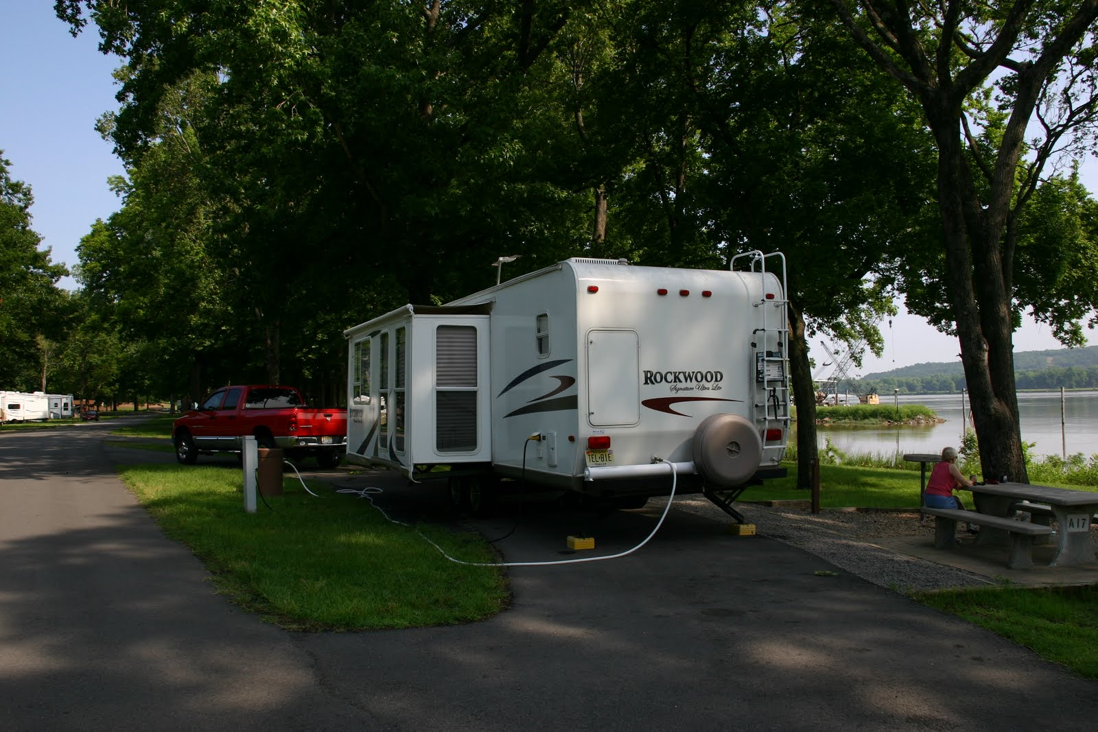 Retirement dreams army corps of engineers parks the best camping