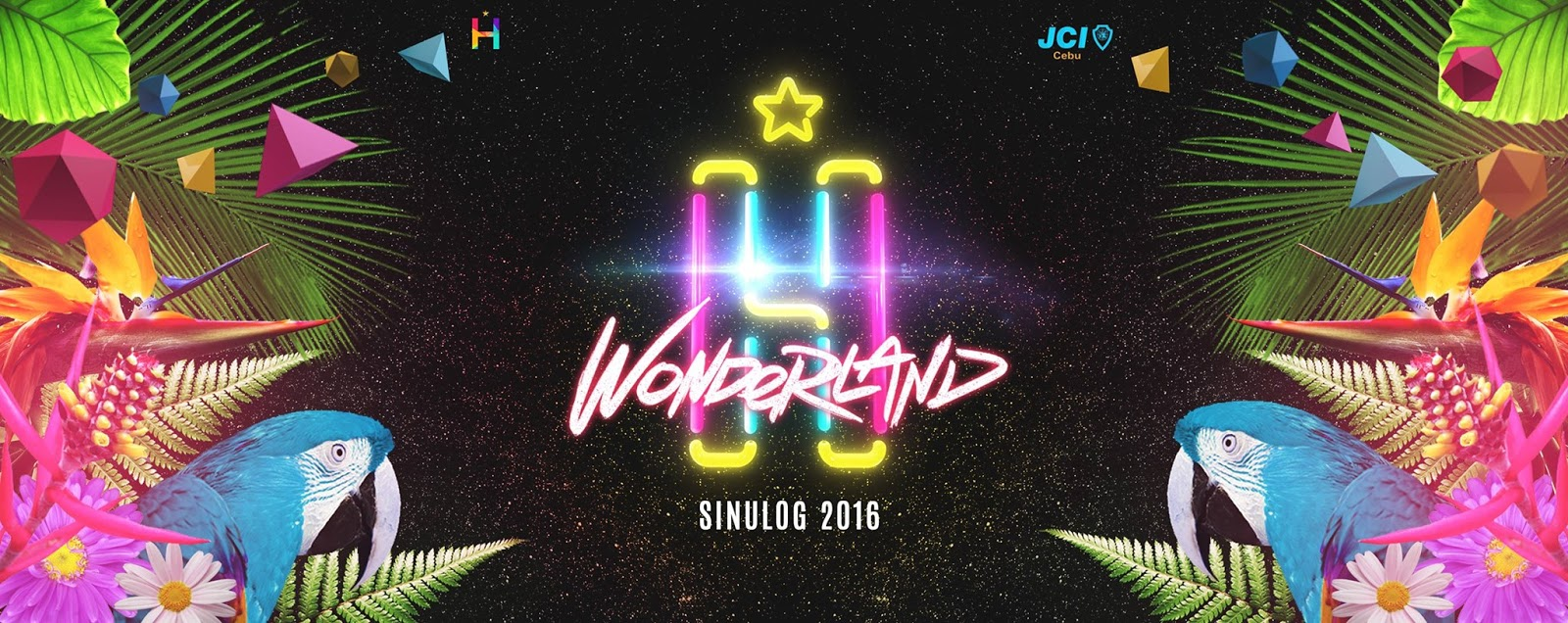 HYPER WONDERLAND in SINULOG 2016