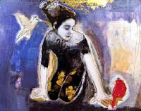 L´AMOUR EST UN OISEAU REBELLE (aria de la ópera Carmen, George Bizet) imagen Dominique Fortin