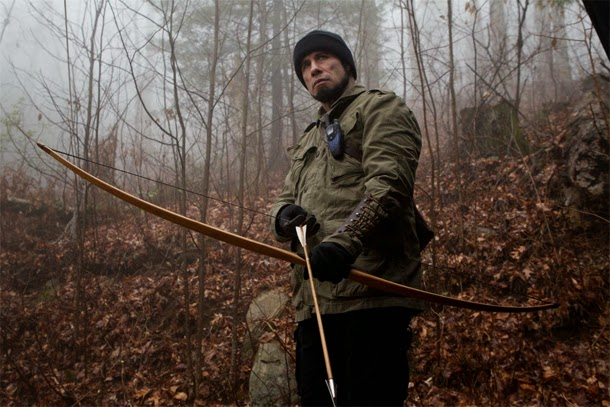 John Travolta en Killing Season (Temporada para Matar)