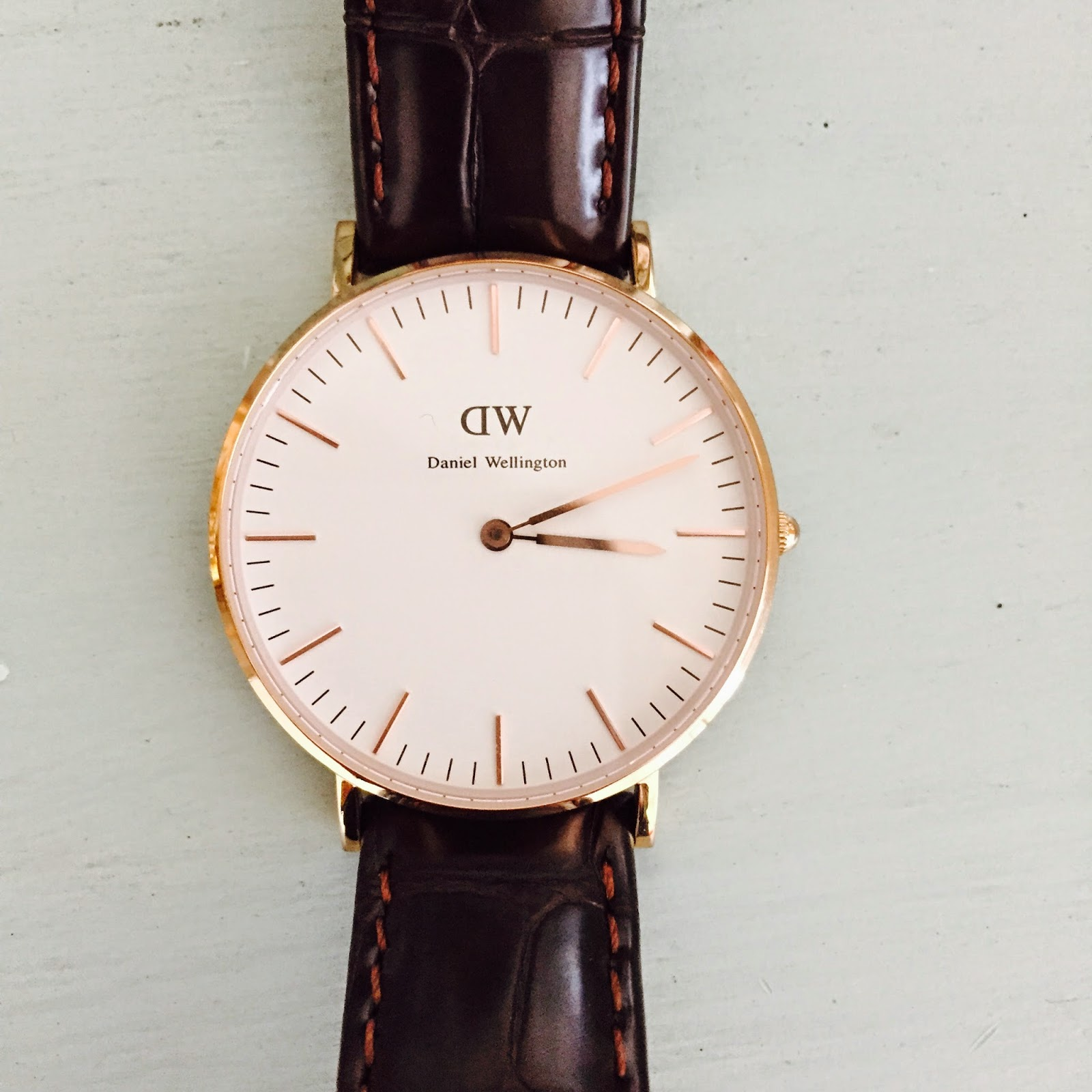 Daniel Wellington Classic York Lady Watch