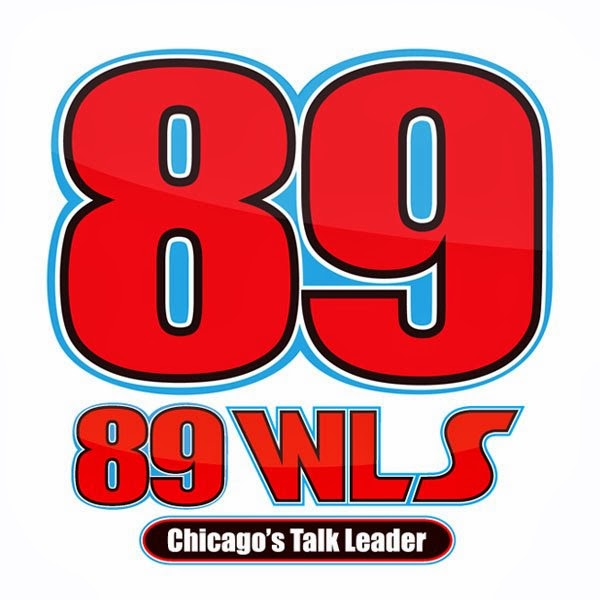 Hear me on 89 WLS/Chicago