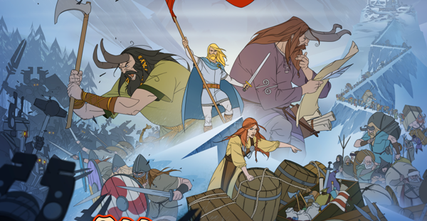 Banner Saga Board Game News