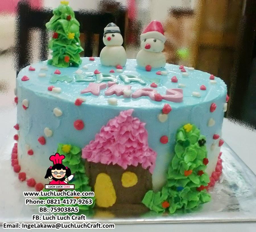 Kue Tart Natal Murah Daerah Surabaya dan Sidoarjo