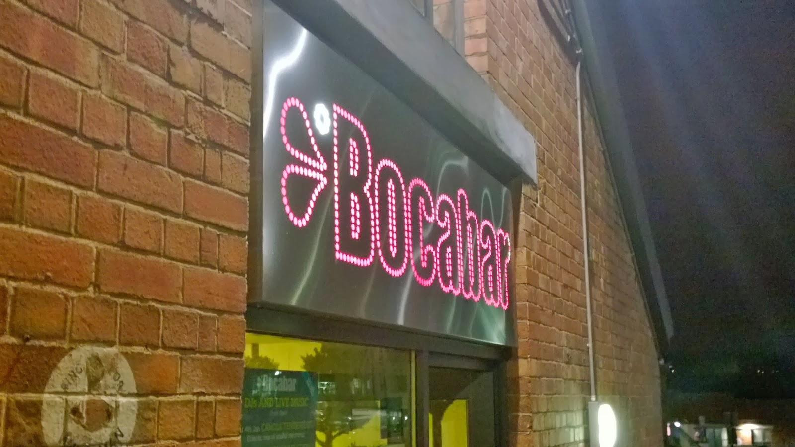 Bocabar Bristol