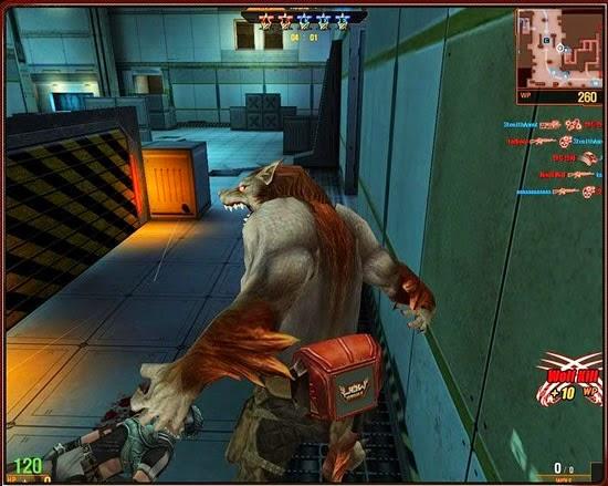 تحميل لعبة Wolfteam ولف تيم