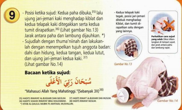 Gambar Tuntunan Shalat Sesuai Sunnah Rasulullah9