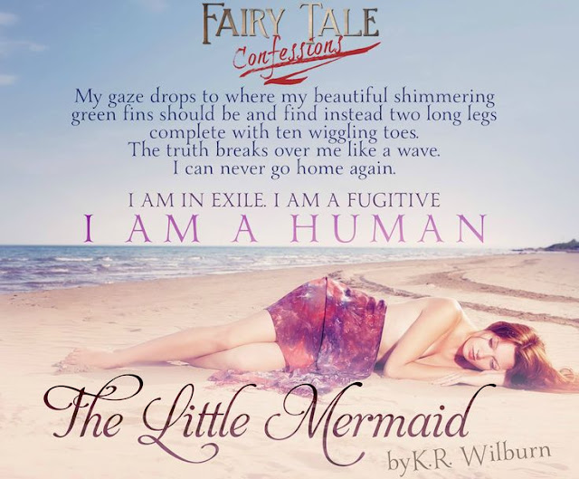 The Little Mermaid by K.R. Wilburn!