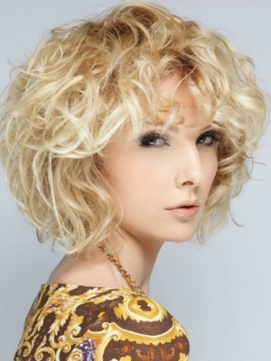 Spring 2013 Blonde Hairstyles For Medium Hair