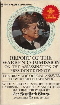 'The Warren Commission Report: Report of the President's Commission on the Assassination of President John F. Kennedy' (1964)