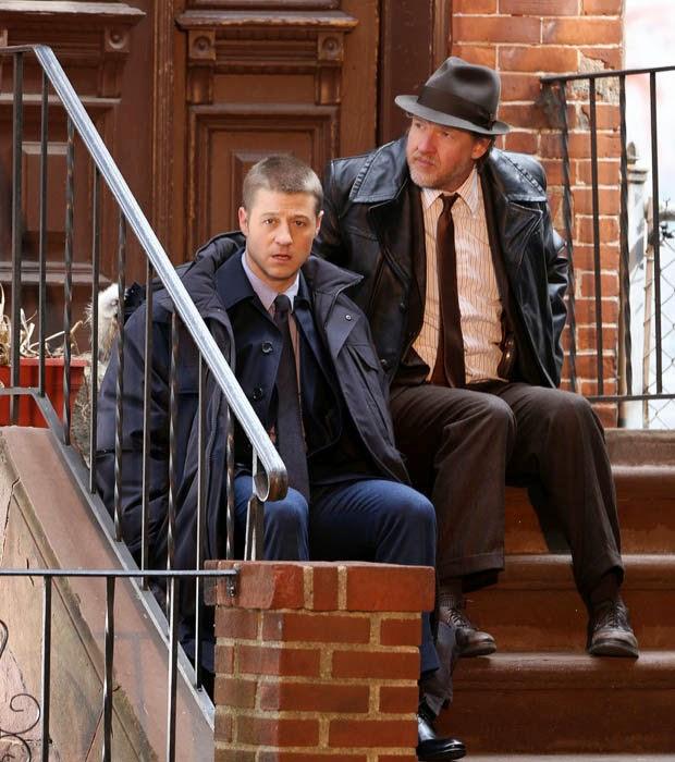 James Gordon en Gotham