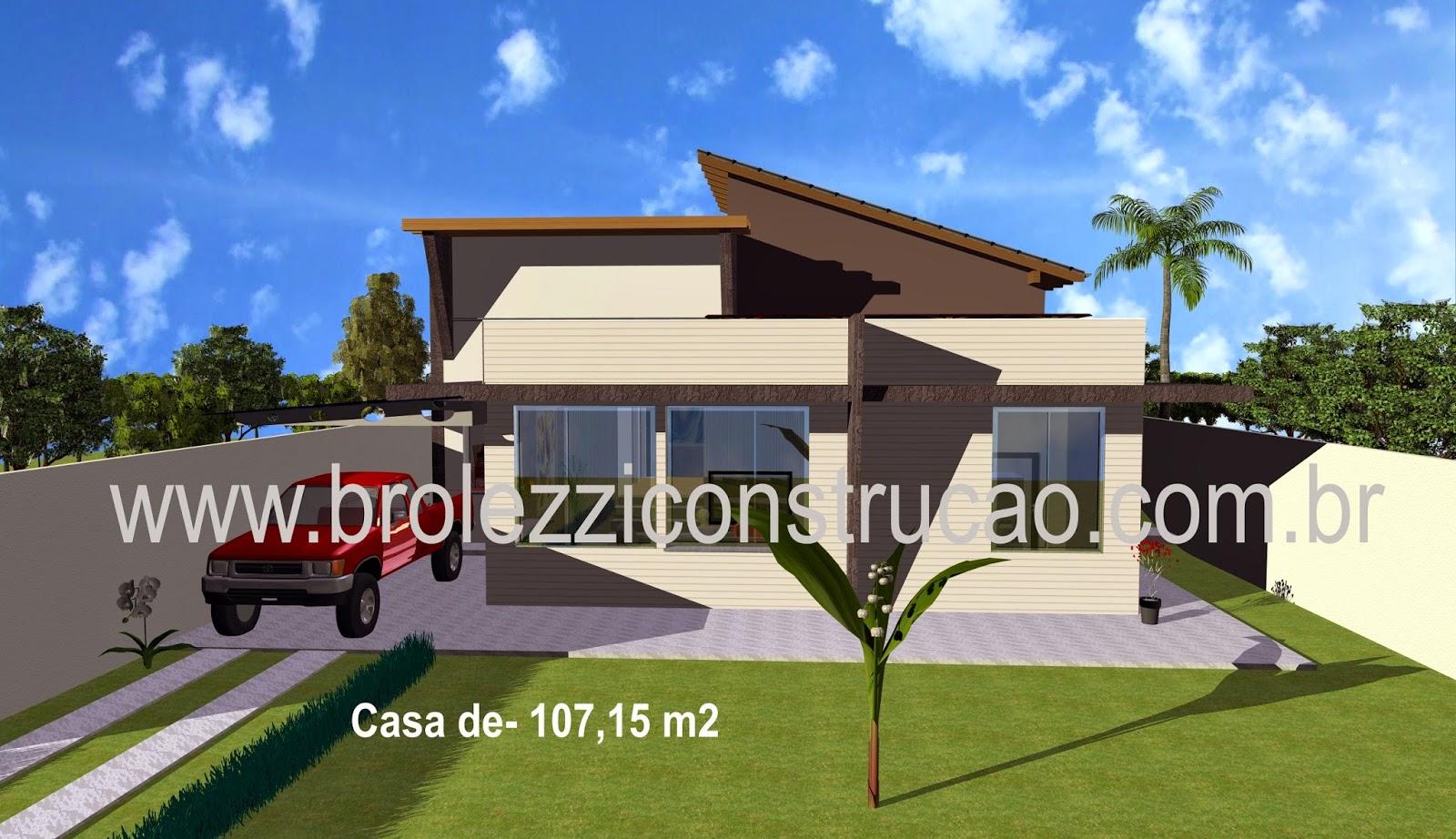 Fotos de casas de co brolezzi constru 231 oes for Casas modernas wikipedia