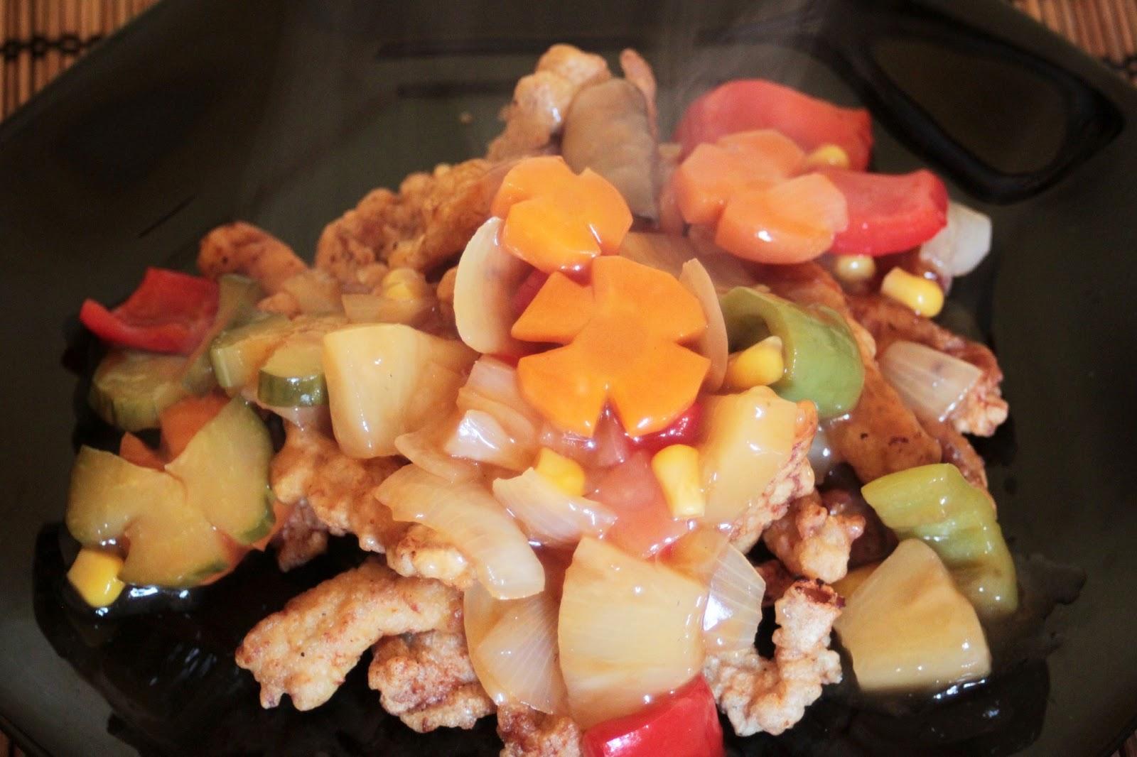 Cuisine chinoise tangsuyouk kimshii for Cuisine coreenne
