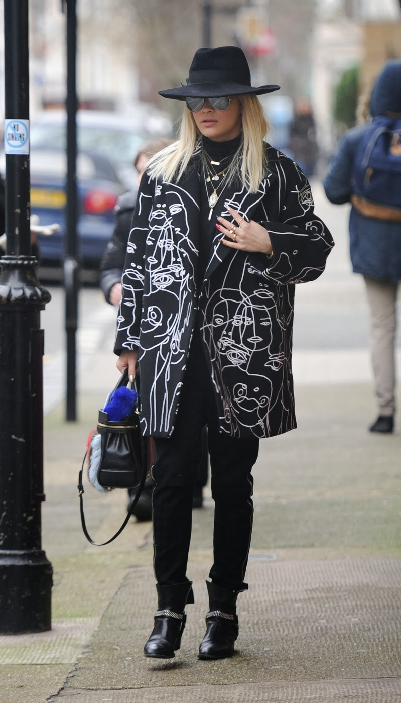 Rita Ora Stella McCartney