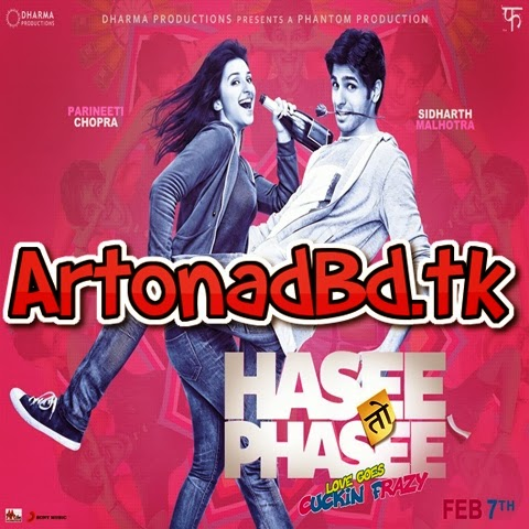 Hasee Toh Phasee (2013) MP3 Songs Free Download Hasee Toh ...