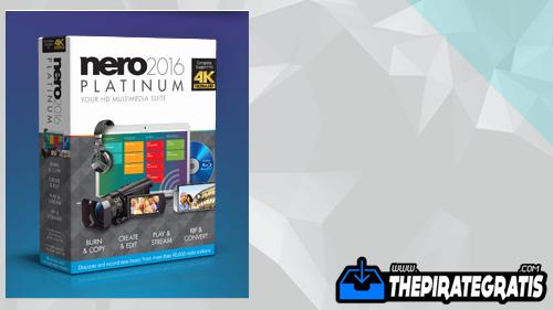 Download Nero 2016 Platinum Português-BR + Serial via Torrent