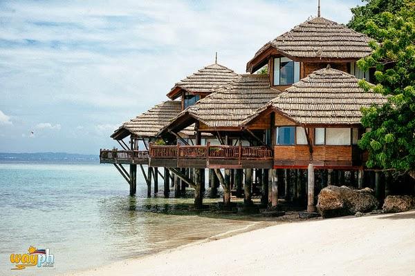 Geniales Strandhaus auf Pfählen