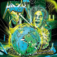 Havok - 'Unnatural Selection' CD Review / Show at St. Vitus Bar on August 7th (Candlelight Records)
