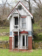 OK, technically this tiny house is not a child's playhouse, but it's a great .