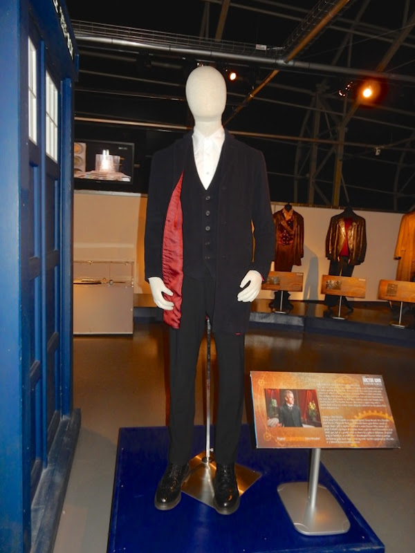Peter Capaldi Twelfth Doctor Who costume