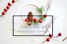 DIY - Świąteczny Wianek