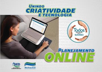 Orientações para Elaboração do Planejamento Online