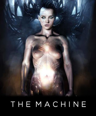 The Machine film poster