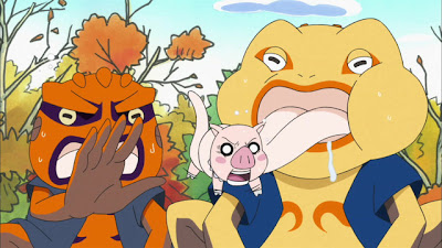 Naruto SD: Rock Lee no Seishun Full-power Ninden 35 Sub Español Online